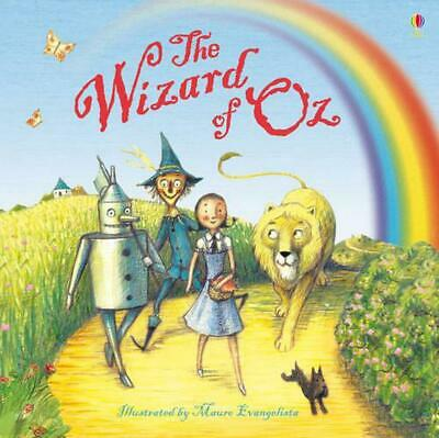 Wizard of Oz by Lesley Sims (English) Paperback Book Free Shipping!