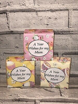 Year of Wishes for my Mum~ Unique Mother's Day or Birthday Gift,