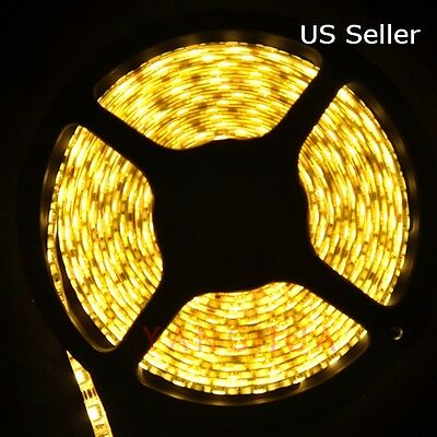 Warm White LED light strip 10 cm pieces for 99 cents only buy only what you need