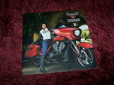 Catalogue /  Original brochure  VICTORY Gamme / Full line 2013 //