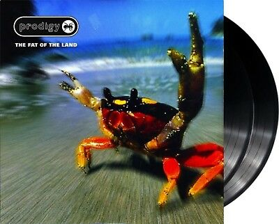 "The Prodigy ""fat of the land"" Vinyl 2LP NEU Album"