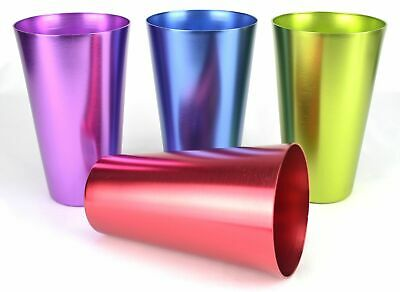 NEW TUMBLERS TO GO Camping Cup Retro Portable Neoprene Anodised Cups Tumbler