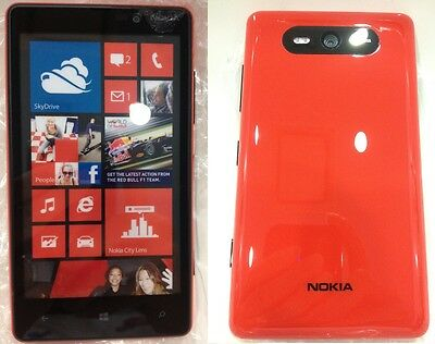 **High Quality* Dummy NOKIA Lumia 820 RED   Display phone TOY (not real)