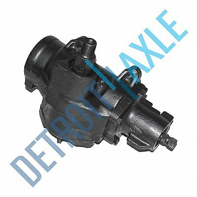 Chevy GMC Complete Power Steering Gear Box Assembly   -33 Spline Sector Shaft-