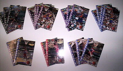 Lot 21 Cartes De Basket Nba Upper Deck 1993 In Your Face