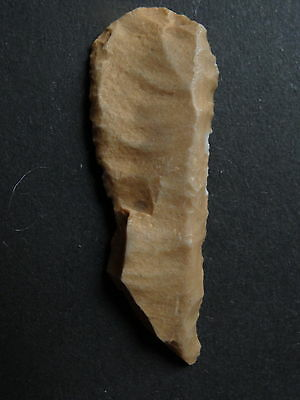 "BLADE /SCRAPER FLINT""Paris Basin""  MESOLITHIC / NEOLITHIC / FRENCH PREHISTORY"