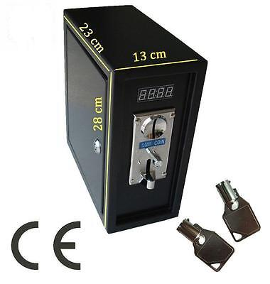 Coin Operated timer box to turn PC into Vending PC , internet cafe kiosk , in UK