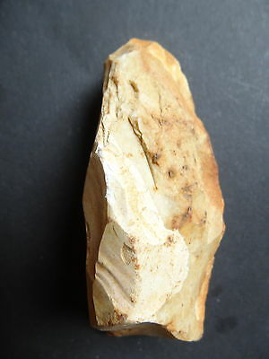 "PIC ""TRANCHET"" FLINT""Paris Basin""Middle Paleolithic MOUSTERIAN FRENCH PREHISTORY"