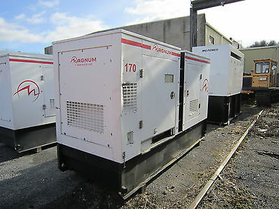 Magnum Generator 120Kw Diesel Three Phase & Single Phase Gen Set