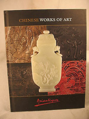 2009 CHINESE WORKS OF ART catalogue nephrite jadeite carved objects snuff bottle