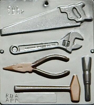 Tool Set Chocolate Candy Mold  1282 NEW