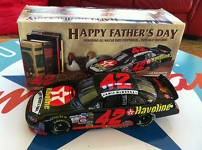 JAMIE McMURRAY - #42 HAVOLINE FATHER'S DAY CAR - 2004 DODGE  INTREPID 1:24 SCALE