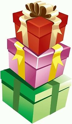 GIFT WRAPPING & CARD SERVICE All Occassions Add-on for e-VillageGreen Purchases