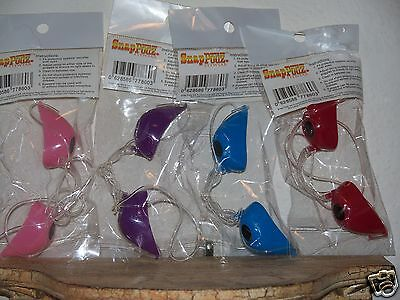 1 Pair Snap Podz Pods Eyewear Tanning Bed Goggles U-Pick Color New Fastest Ship