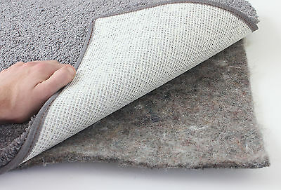 """10' x 12' 1/2"""" THICK Authentic MOHAWK 40 OUNCE AREA RUG Carpet PAD"""