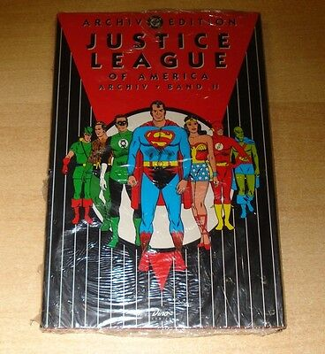 DC Archiv 4: Justice League of America 2 OVP