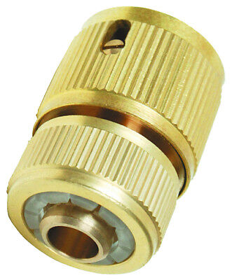 """Quick Release BRASS Tap Connector Female fit to 1/2"""" Garden Hose Pipe Hozelock"""