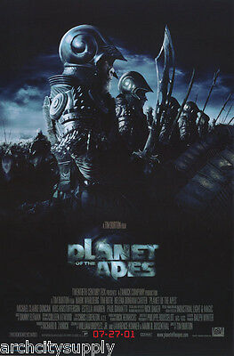Poster: Movie Repro: Planet Of The Apes - Soldiers- Free Ship #pl4 Lp41 V