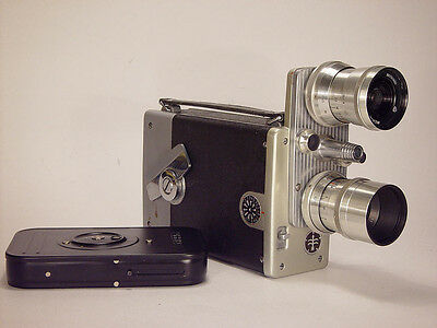 "Movie camera ""Kiev-16C-3"". Mint. Work. Very rare. s/n 2724-67."