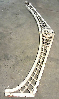 ~ Nice Antique Stick And Ball Spandrel Gingerbread ~ Architectural Salvage ~