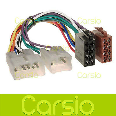 Lexus IS200 ISO Wiring Harness connector Stereo Radio adaptor PC2-17-4