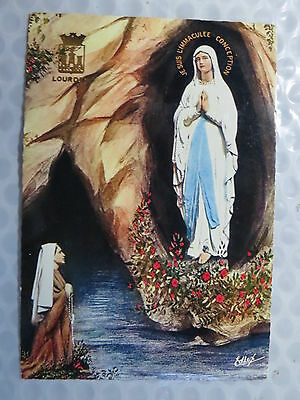 Lourdes – L'apparition