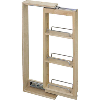 """Wall Cabinet Filler Pullout. -  6"""" x 11-1/8"""" x 30""""-  #WFPO630"""