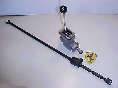 Ferrari Gear Shifter Assembly Shift Knob Gate Testarossa 308 328