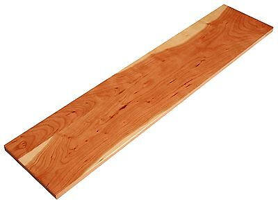 Prefinished Character Cherry Wood Stair Riser