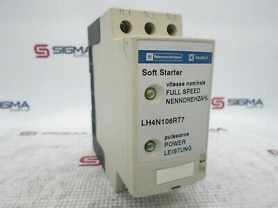 Telemecanique LH4N106RT7 Soft Starters