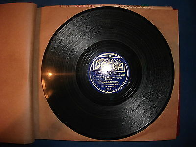 Vintage Record Album, Decca - You are my Lucky Star, I've got a Feelin You're...