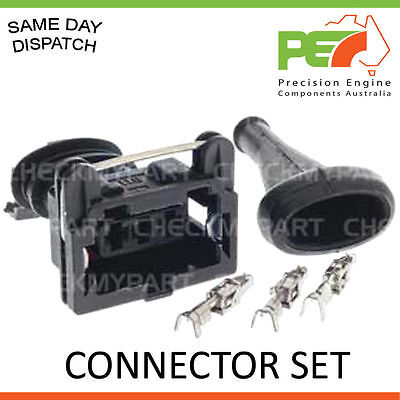 New Connector Set For Holden Frontera UT 2.0L Crank Angle Sensor CAS