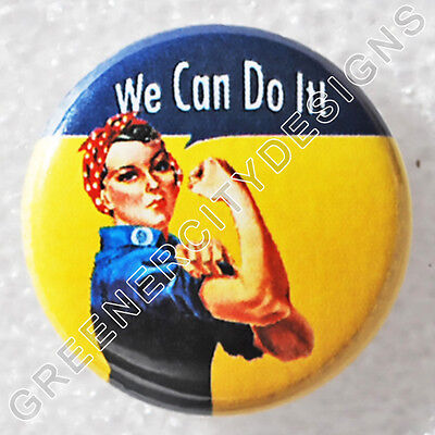 M15 - Rosie the Riveter - We can do it, Cultural Icon, Unions Factories WWII
