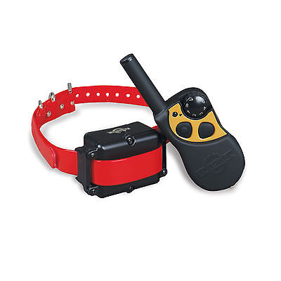 PETSAFE 250m REMOTE DOG TRAINER E-COLLAR ELECTRIC STATIC SHOCK TRAINING UK SPEC