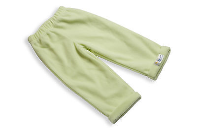 12 x Oh So Soft Baby green trouser age 1-2  - less than 1/2 price retail £6