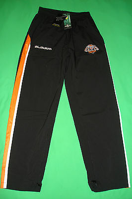 Wests Tigers Track Pants Size Small Black Blades New NRL 3