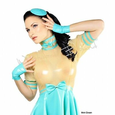 R1471 MITTENS Accessory RUBBER LATEX GUMMI BURLESQUE RRP £19.95 - £22.94