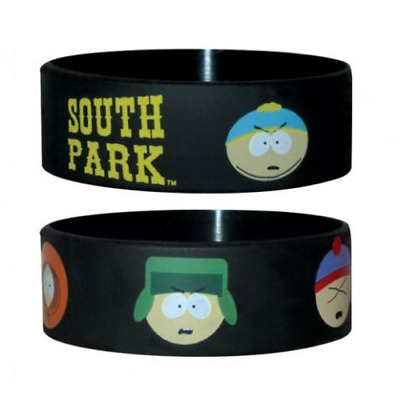 *NEW* South Park (Characters) Silicon / Rubber Wristband BY PYRAMID