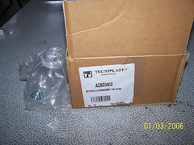Tecniplast 400ml Water Bottle  Silicone Ring  Acbt0402 Qty. 12
