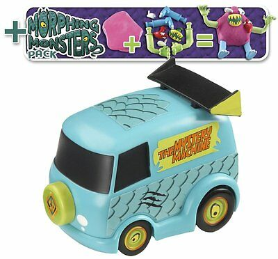 New Scooby Doo Mystery Machine & Morphing Monster Pack