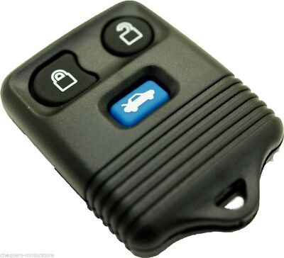 Fits Ford Transit Connect 3 Button Remote Key Fob Case repair Shell, Maverick