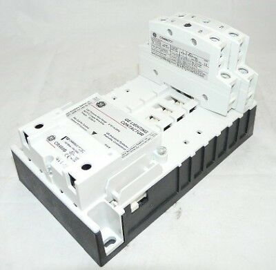 New CR460B General Electric CR463L11AJA 2 pole 1NO 1NC 120V Lighting Contactor