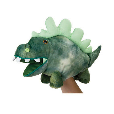 Prehistoric Percy Hand Puppet Brand New Great Gift Dinosaur