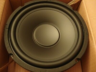 """NEW 10"""" Subwoofer Replacement Speaker.4 ohm.Woofer.bass driver.Car Home audio"""