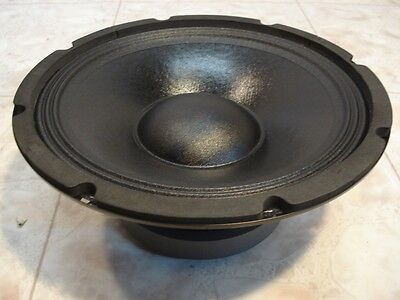 """NEW 10"""" Woofer Replacement Guitar Speaker.4 ohm.ten inch bass driver.Pro Audio."""