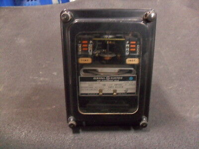 USED General Electric 0178A8932 G1 Time Overcurrent Relay Short
