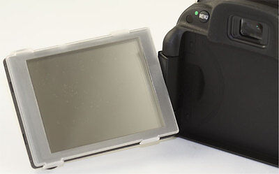 Nikon Hard LCD Screen Cover Protector For D5200 Protect D 5200 D-5200 Camera NEW