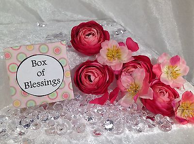 Box of Blessings ~ Communion, New Baby, Confirmation Unique gift ~ Unusual
