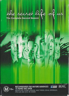 THE SECRET LIFE OF US - Complete 2nd Series (6xDVD BOX SET 2002)