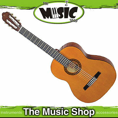 New Valencia 3/4 Size Left Handed Classical Nylon String Guitar - TC13 Lefty